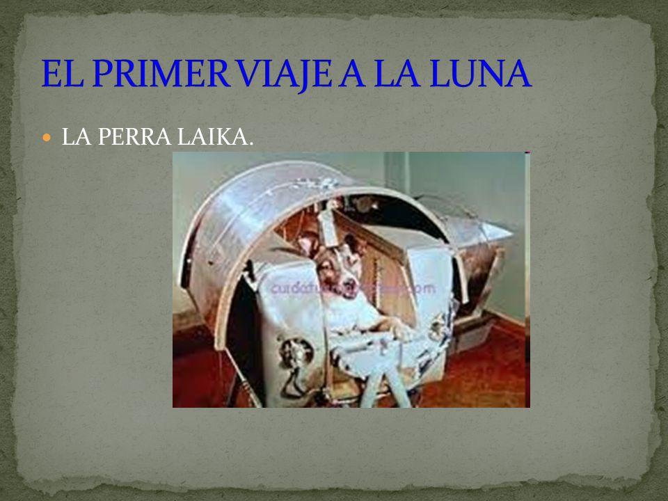 LA PERRA LAIKA.