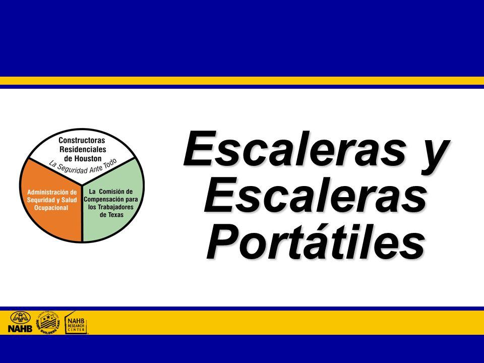 Escaleras y Escaleras Portátiles
