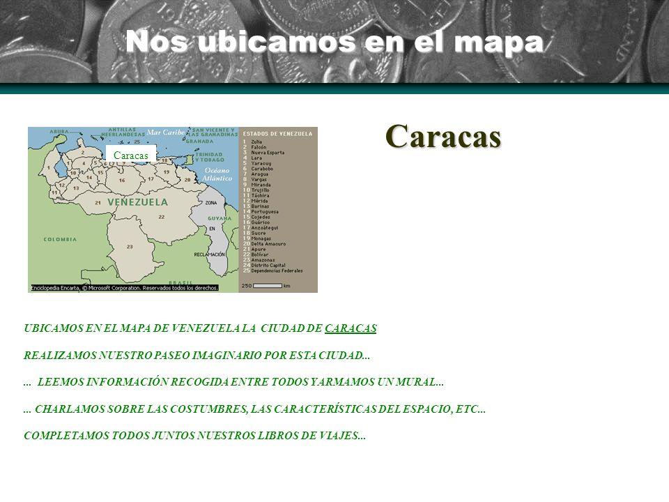 Viajamos desde Granadero Baigorria a la ciudad de Caracas