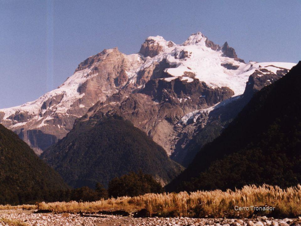10 Cerro Tronador