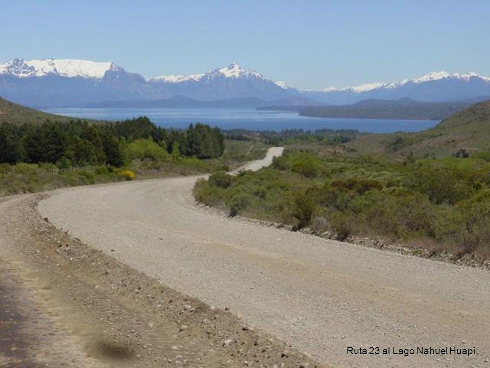38 Ruta 23 al Lago Nahuel Huapi