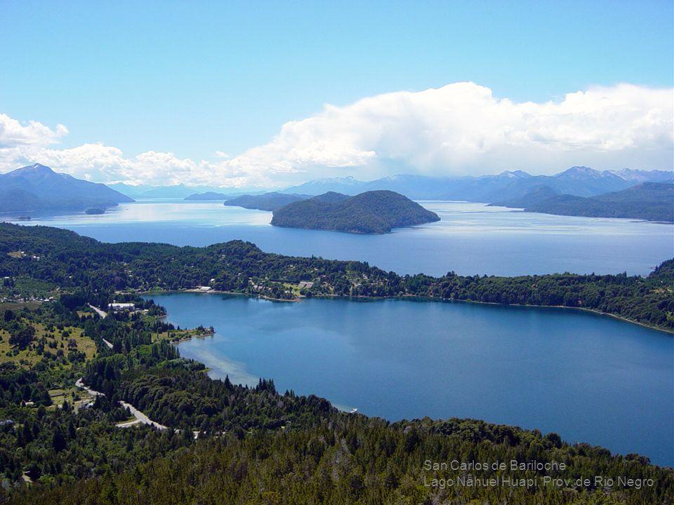45 San Carlos de Bariloche Lago Nahuel Huapi, Prov. de Rio Negro