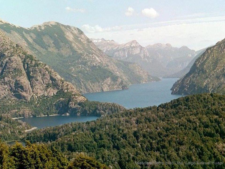 46 desde el cerro Llao Llao, Lago Nahuel Huapi
