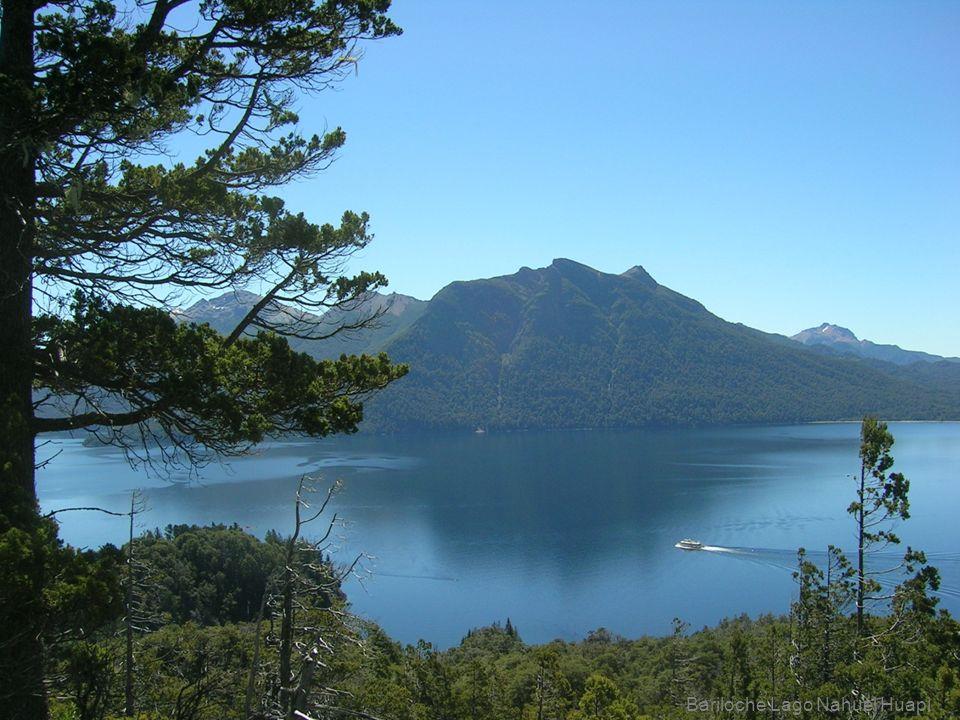 49 Bariloche Lago Nahuel Huapi