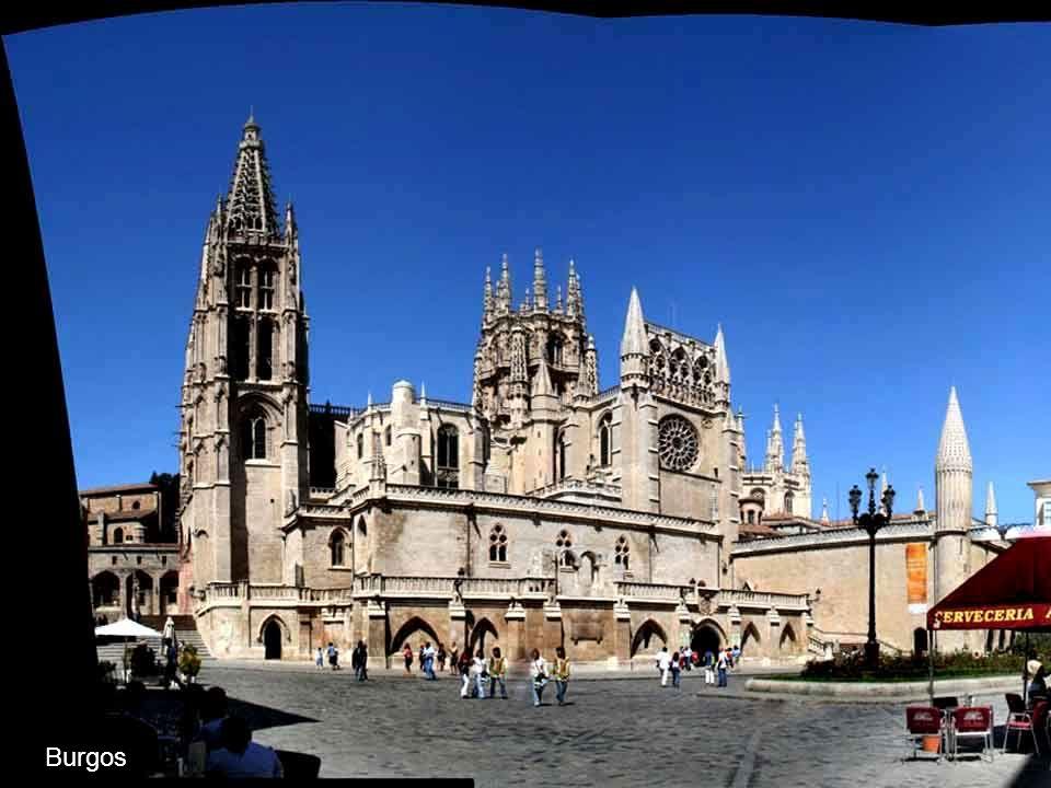 No uses el ratón, por favor. Pero, si tienes prisa… Catedrales españolas Música:Campanas de Monserrat Y Ave María de Pavarotti y R. Carlos