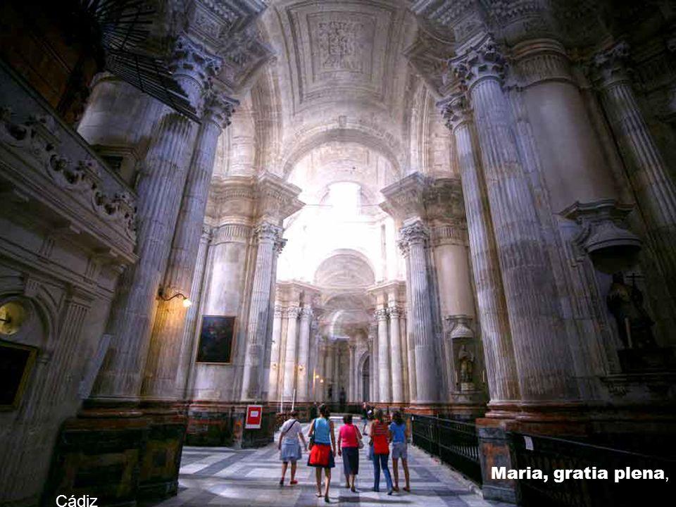 Cádiz gratia plena,