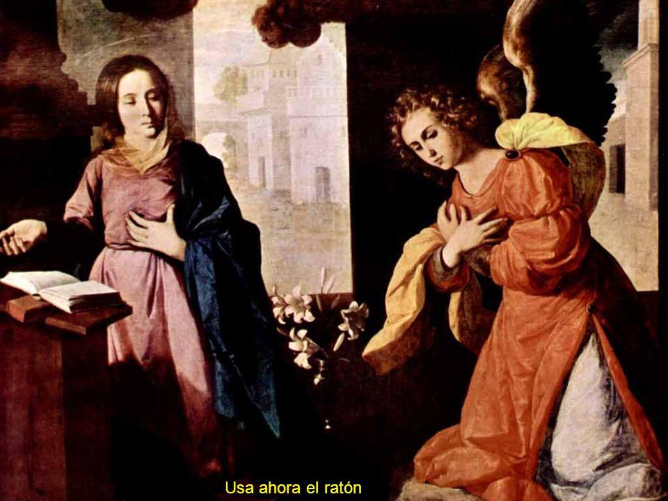 Ave Maria, gratia plena, dominus tecum, benedicta tu in mulieribus et benedictus fructus ventris tui, Jesus.
