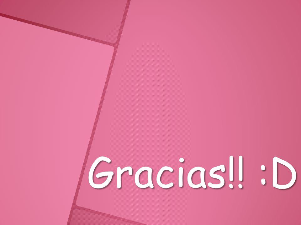 Gracias!! :D