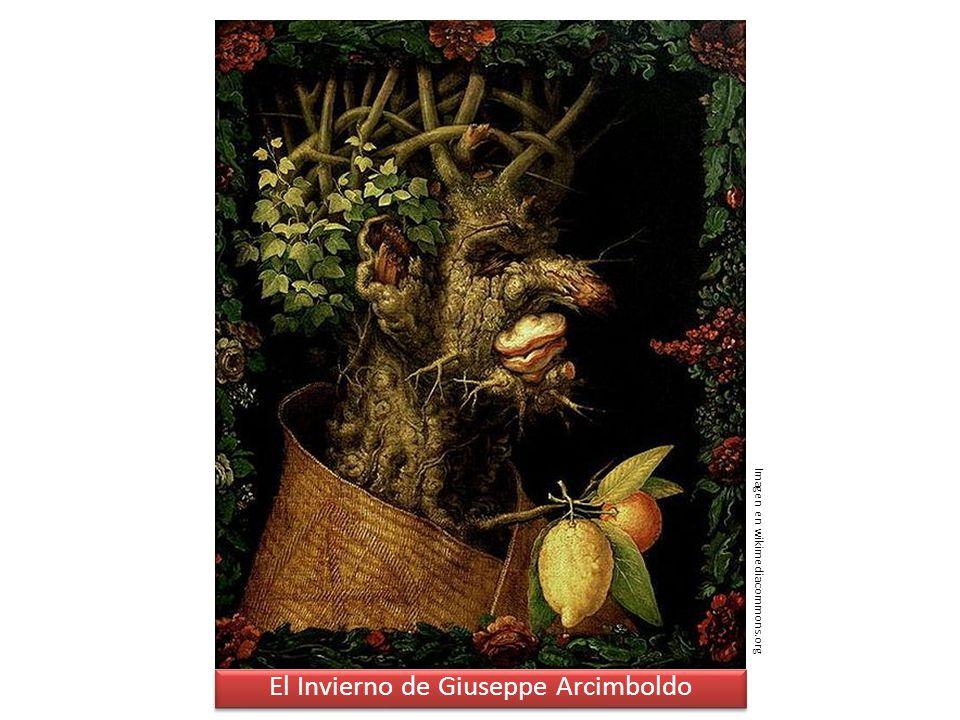 El Invierno de Giuseppe Arcimboldo Imagen en wikimediacommons.org