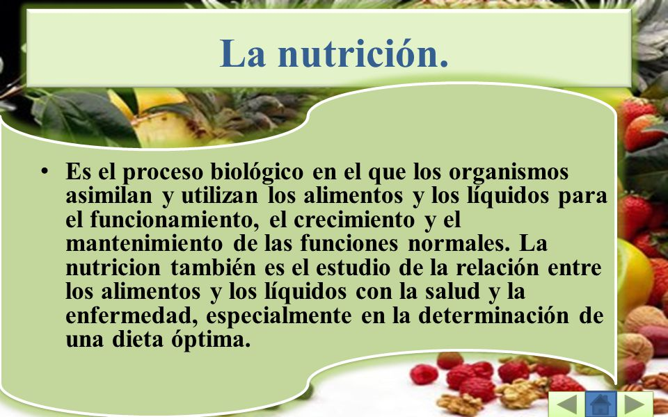 Alimentacion balanceada una dieta realmente balanceada consiste en darle a nuestro organismo todos los nutrientes que el cuerpo humano necesita, no importa si dejamos fuera un grupo o integramos otro grupo de alimentos.