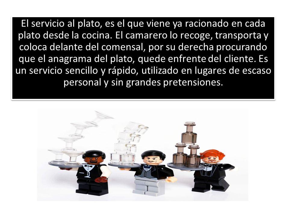 Debido al menor número de miembros del personal y de platos y a la circulación más rápida, este tipo de servicio es relativamente barato.