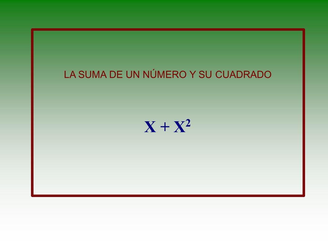 UN MULTIPLO DE TRES MÁS SU DOBLE 3X + 2 (3X)