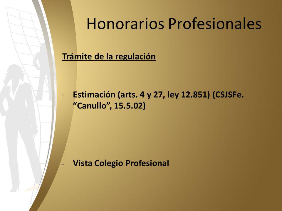 honorarios profesionales colegio de ingenieros: