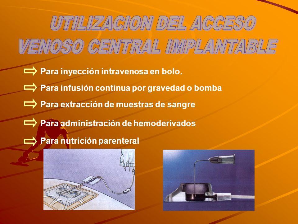 En pacientes pediátricos ambulatorios no enviarlos a la casa con el sistema canalizado porque el cuidado no es el adecuado y existe mayor probabilidad de infección.