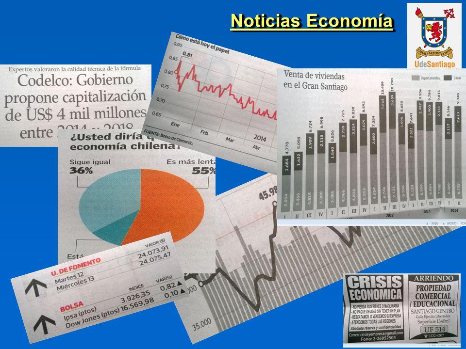 Noticias Economía