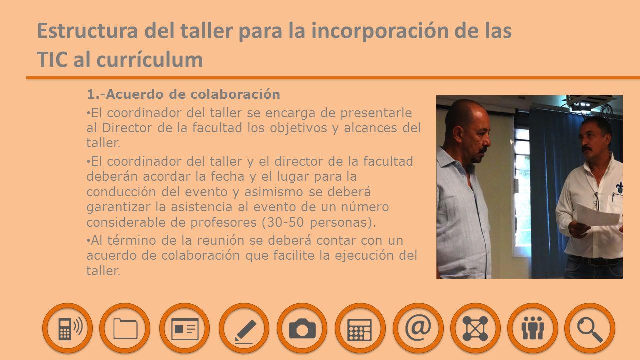 Una metodología para la incorporación de las TIC al currículum ...