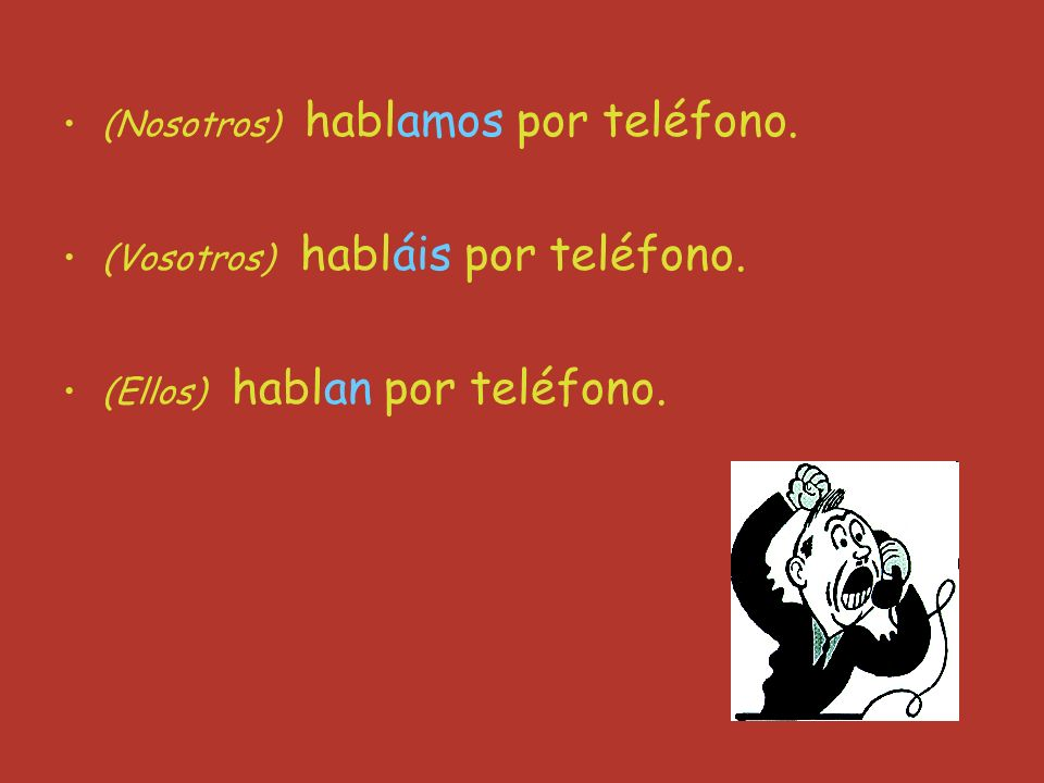 What is an infinitive? Recuerdes…