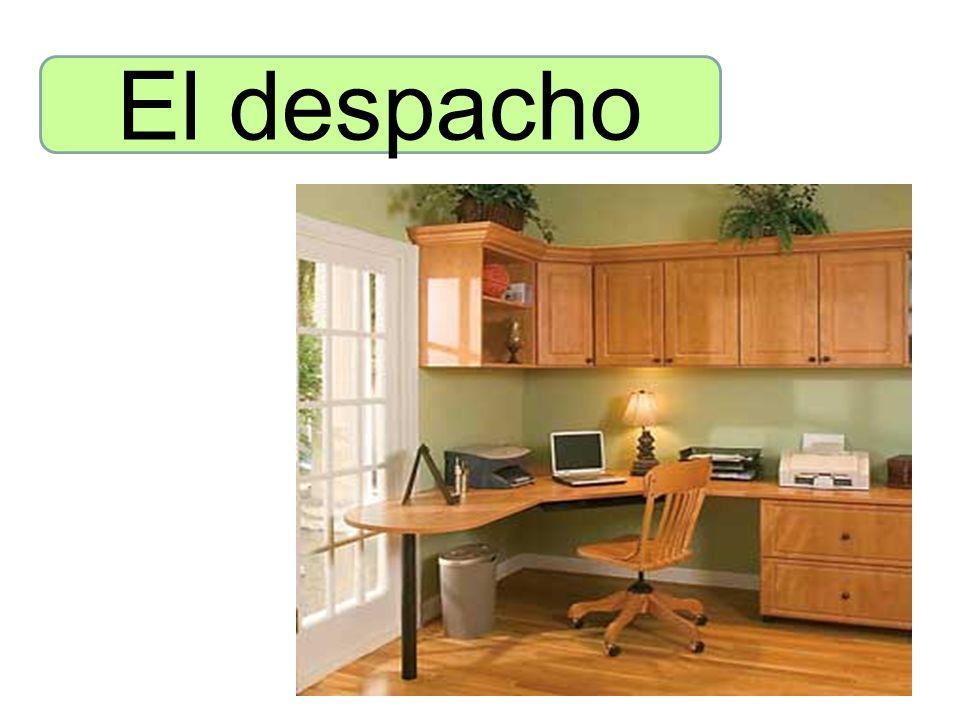 El despacho