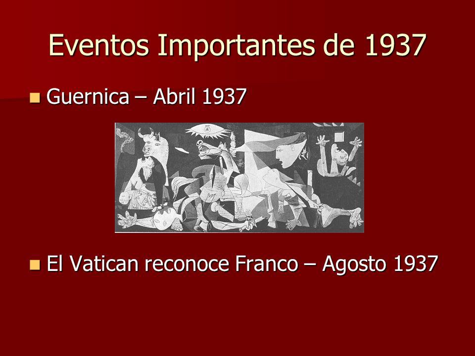 Resultado de imagen de 1937. España. Crisis de las izquierdas