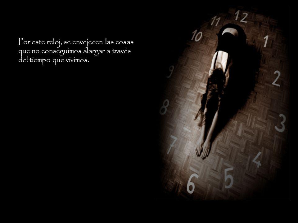 Marca un tiempo diferente de emociones que perduran y que nos muestran, el verdadero tiempo de la gente.
