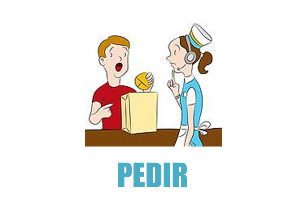 PEDIR