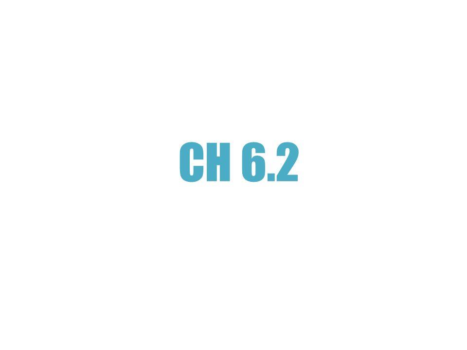 CH 6.2