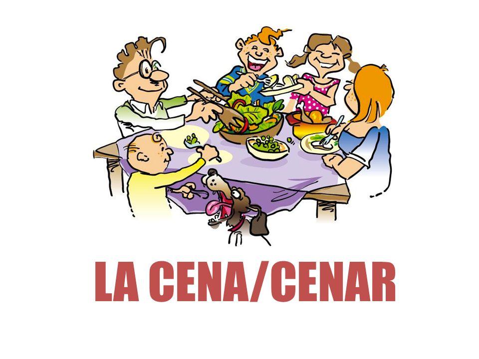 LA CENA/CENAR