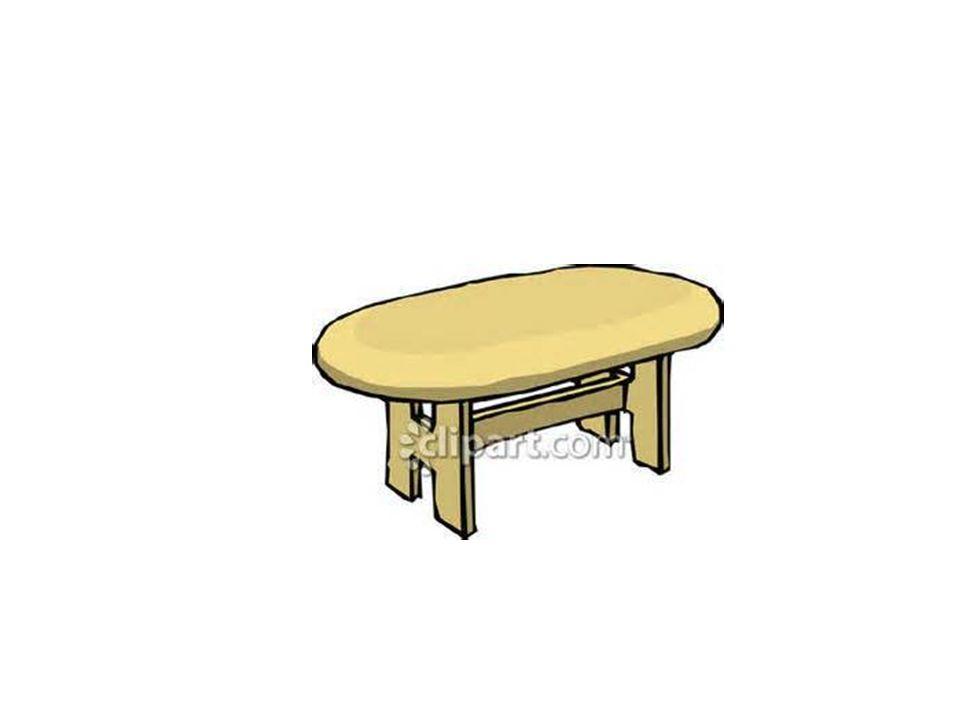 Identifica los muebles de la casa en las fotos antes de tu compañero. Marca una tacha en el papel si lo digas primero.