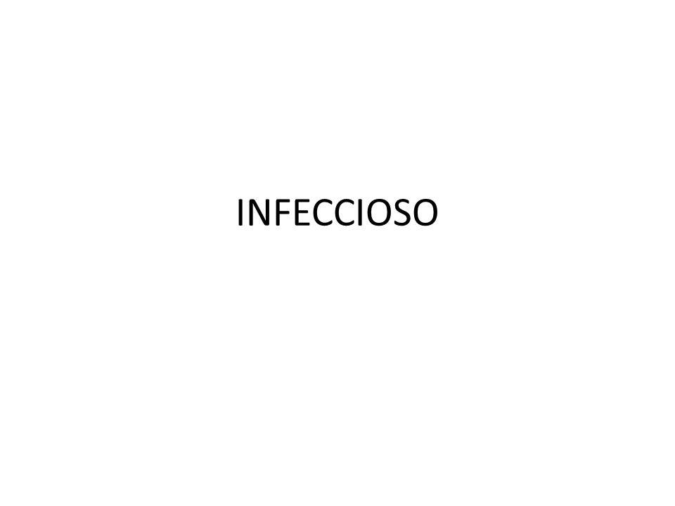 INFECCIOSO