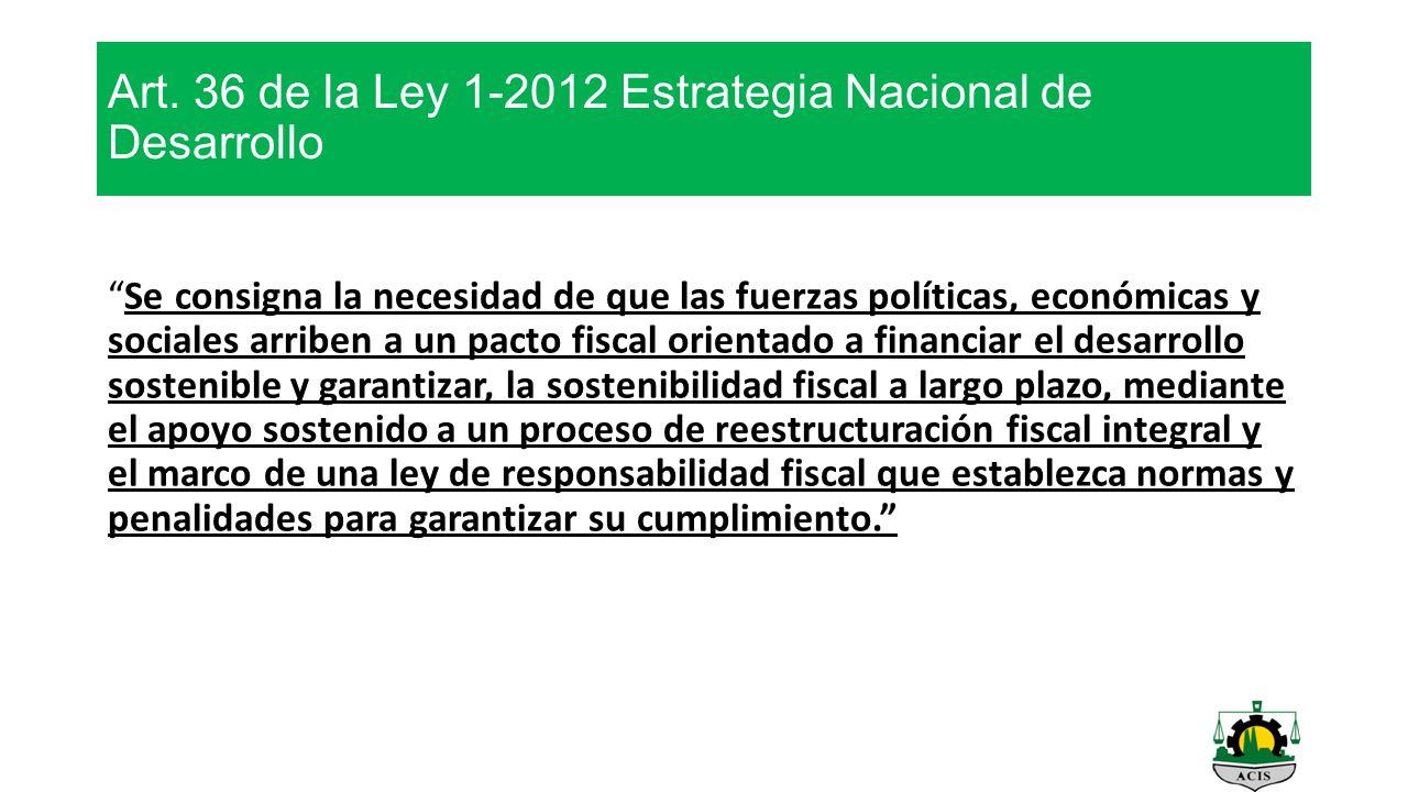 PROYECTO DE LEY DE RESPONSABILIDAD Y TRANSPARENCIA FISCAL RESUMEN ...