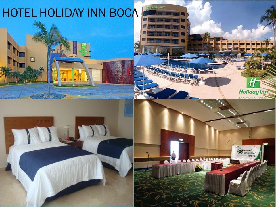 HOTEL HOLIDAY INN BOCA