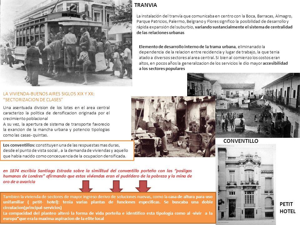 """URBANIZACION DE BUENOS AIRES- SIGLO XIX Y XX: """"UNA CIUDAD ..."""
