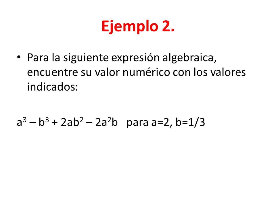 Ejemplo 2.