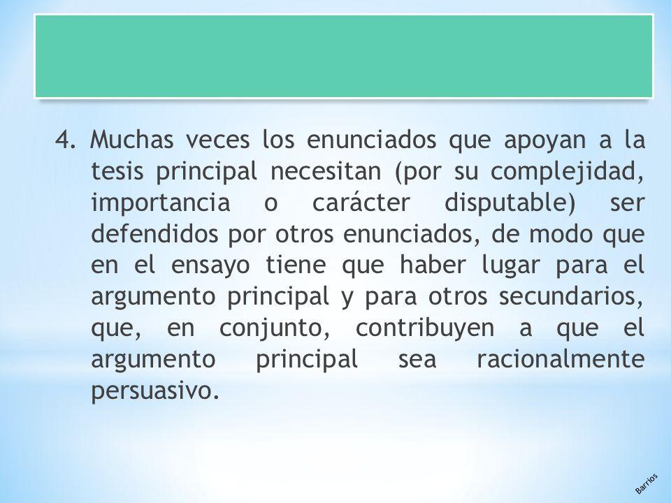 Barrios 4.