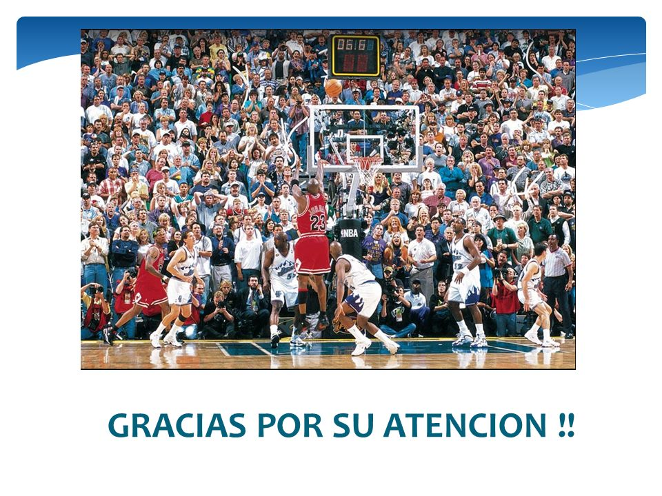 GRACIAS POR SU ATENCION !!