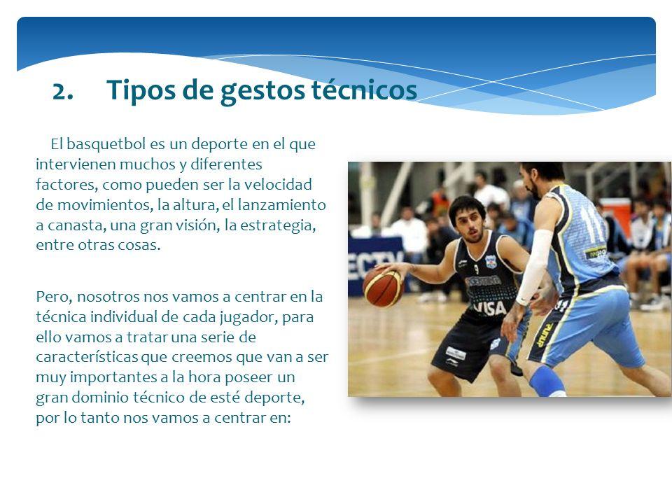 El basquetbol es un deporte en el que intervienen muchos y diferentes factores, como pueden ser la velocidad de movimientos, la altura, el lanzamiento a canasta, una gran visión, la estrategia, entre otras cosas.