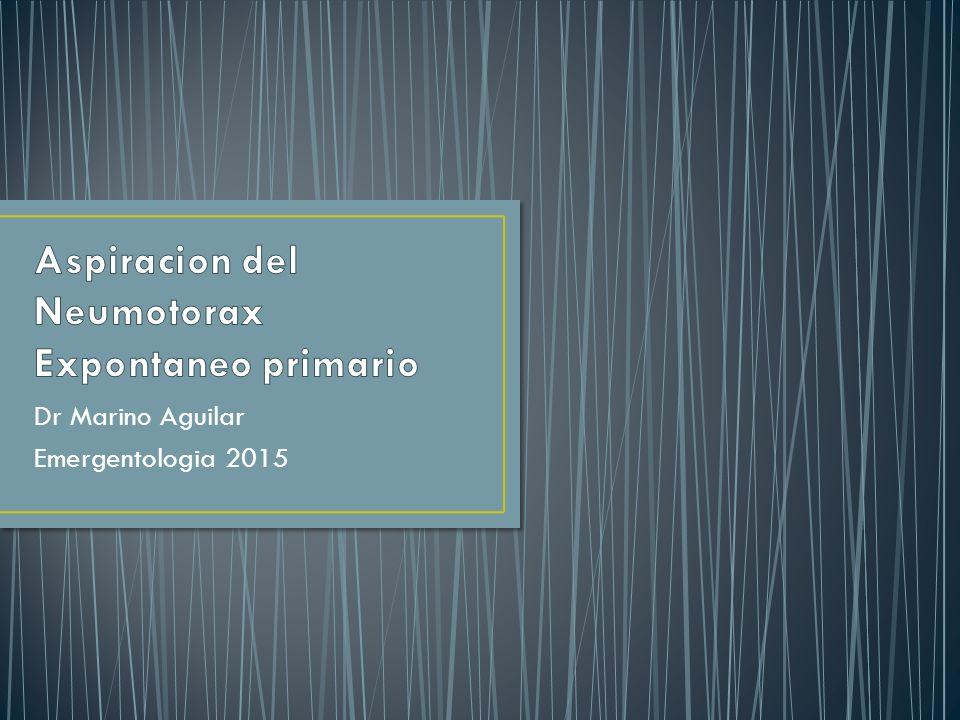Dr Marino Aguilar Emergentologia 2015