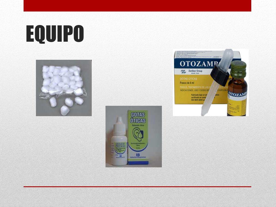EQUIPO  Charola con cubierta que contenga: