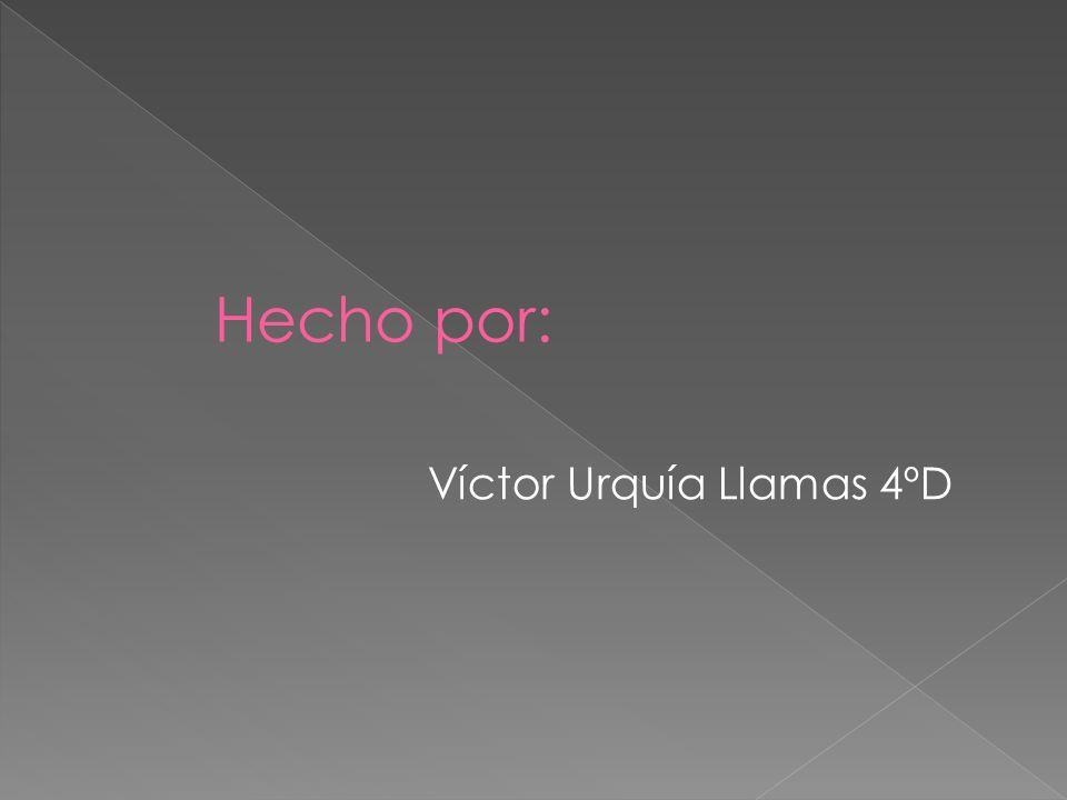 Víctor Urquía Llamas 4ºD