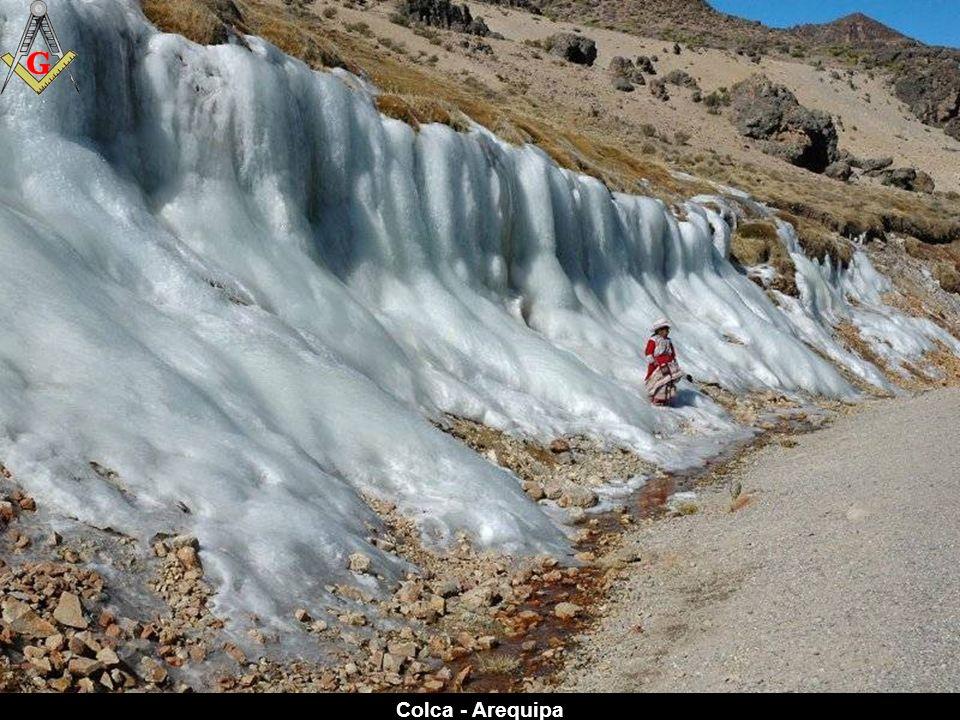 Cañón Colca - Arequipa