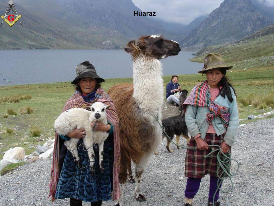 Laguna Llanganuco - Huaraz