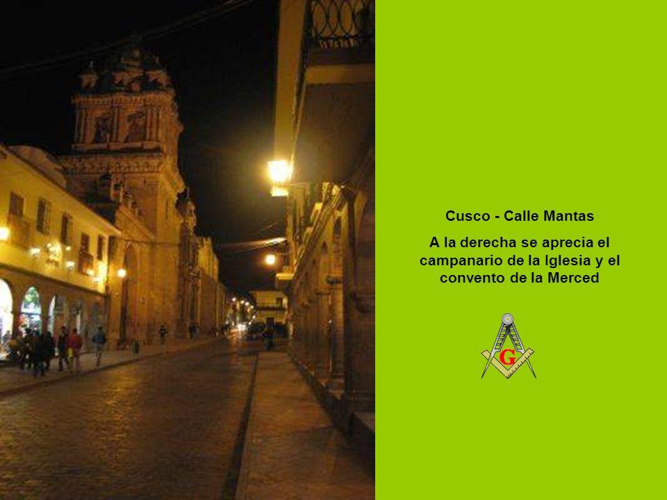Iglesia de la Compañía de Jesús - Cusco