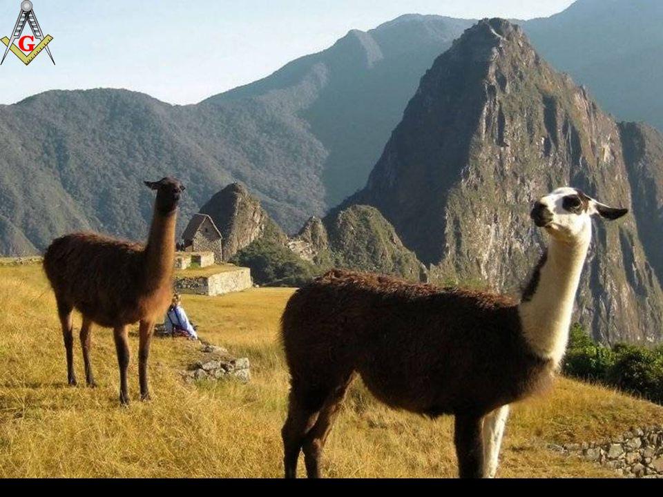 Ruinas de Machu Picchu