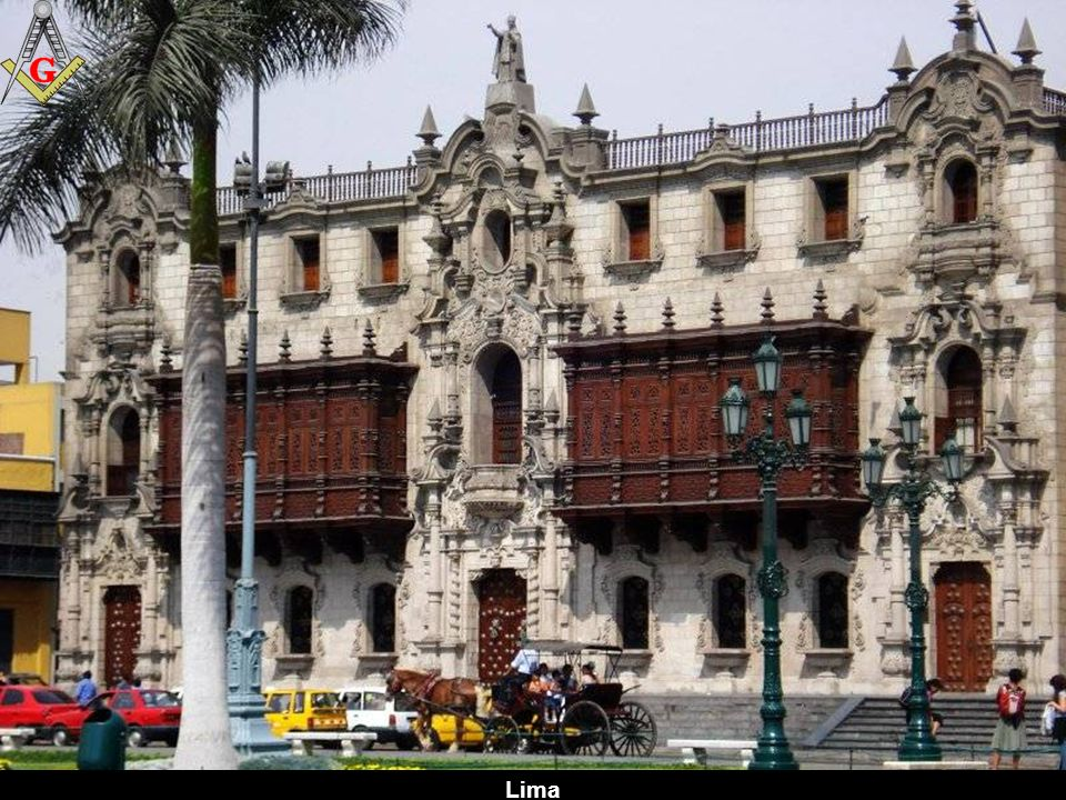 Catedral-Plaza de Armas Lima