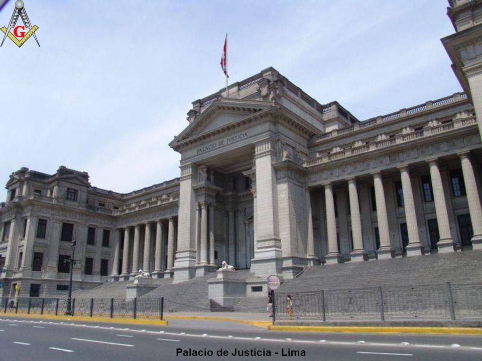 Sede del Poder Legislativo de Perú