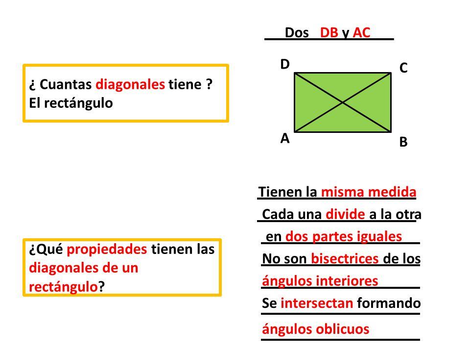 Intersección de cintas o bandas Corte dos cintas o bandas de diferente ancho 3cm 2cm