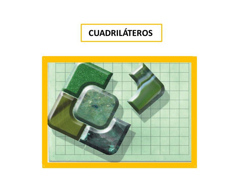 Son polígonos formados por la unión de cuatro segmentos de recta.