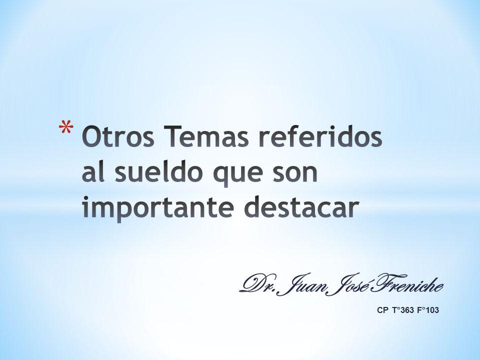 Dr. Juan José Freniche CP T°363 F°103