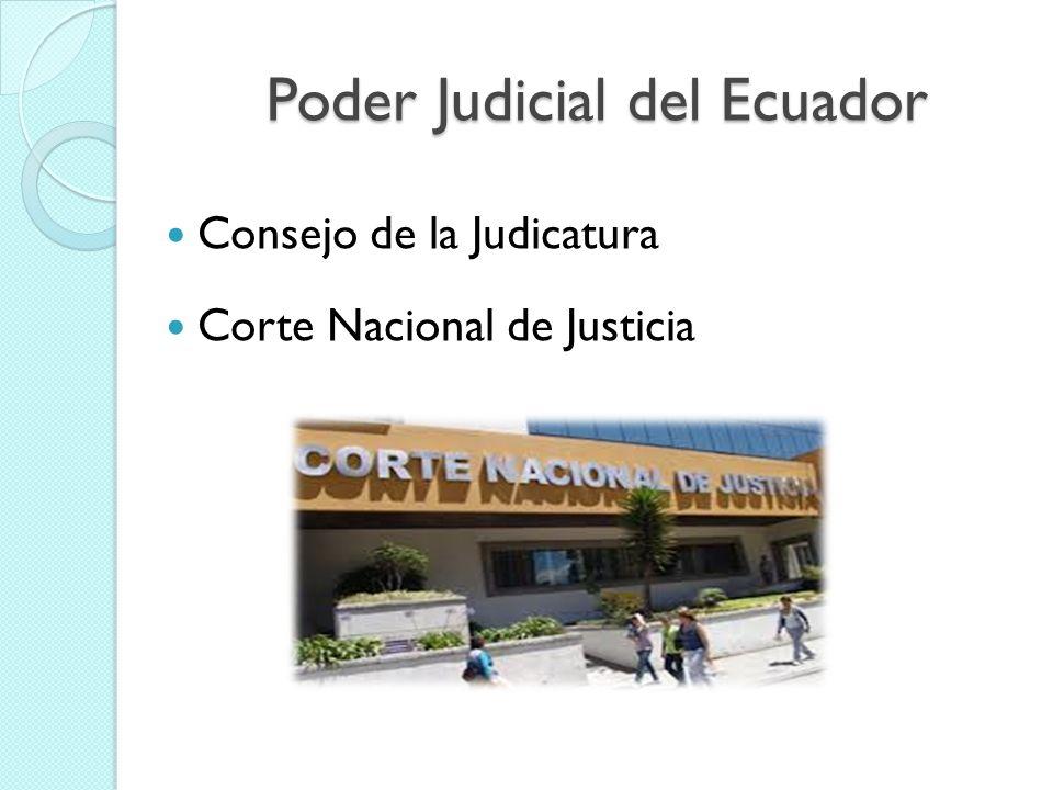 Poder de Transparencia y Control Social del Ecuador Consejo de participación Social Control Ciudadano Defensoría del Pueblo Contraloría General del Estado Superintendencias