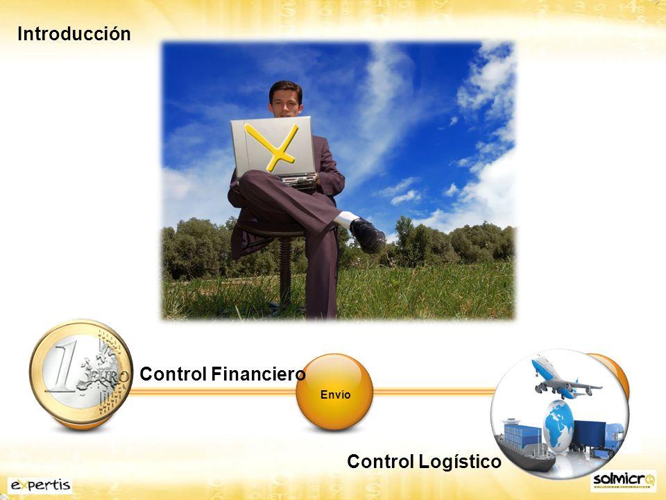 Pedido Factura Envío Introducción Control Financiero Control Logístico